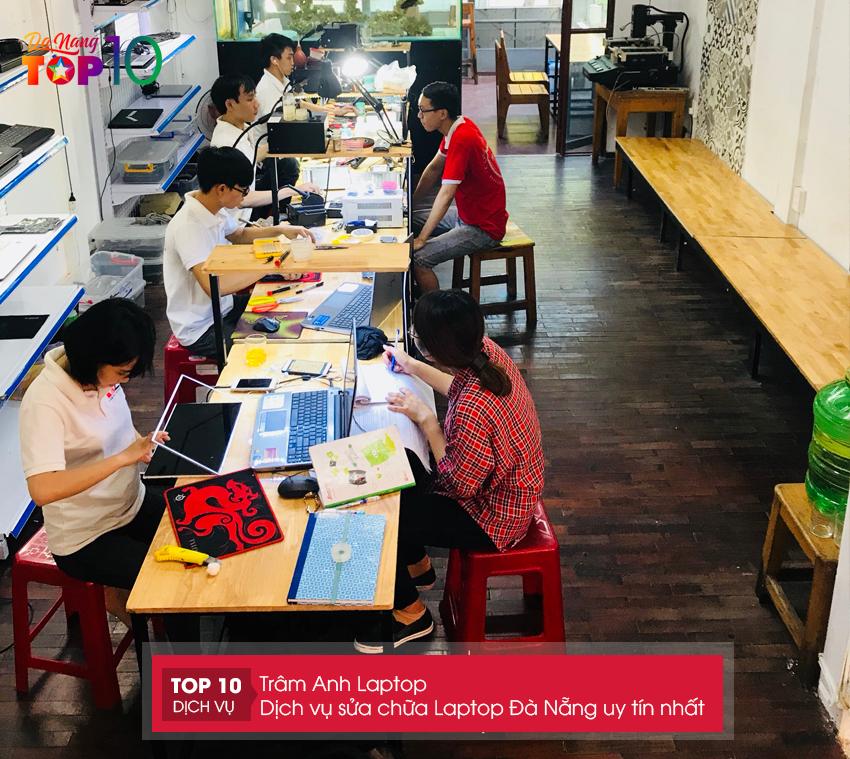 Trâm Anh Laptop - Sửa chữa máy tính Đà Nẵng