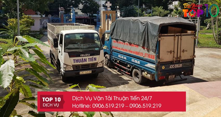 Dịch Vụ Vận Tải Thuận Tiến 24/7 – Dịch Vụ Chuyển Nhà Đà Nẵng Chất Lượng