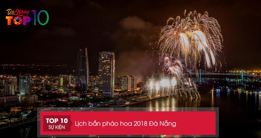 Lịch bắn pháo hoa 2019 Đà Nẵng
