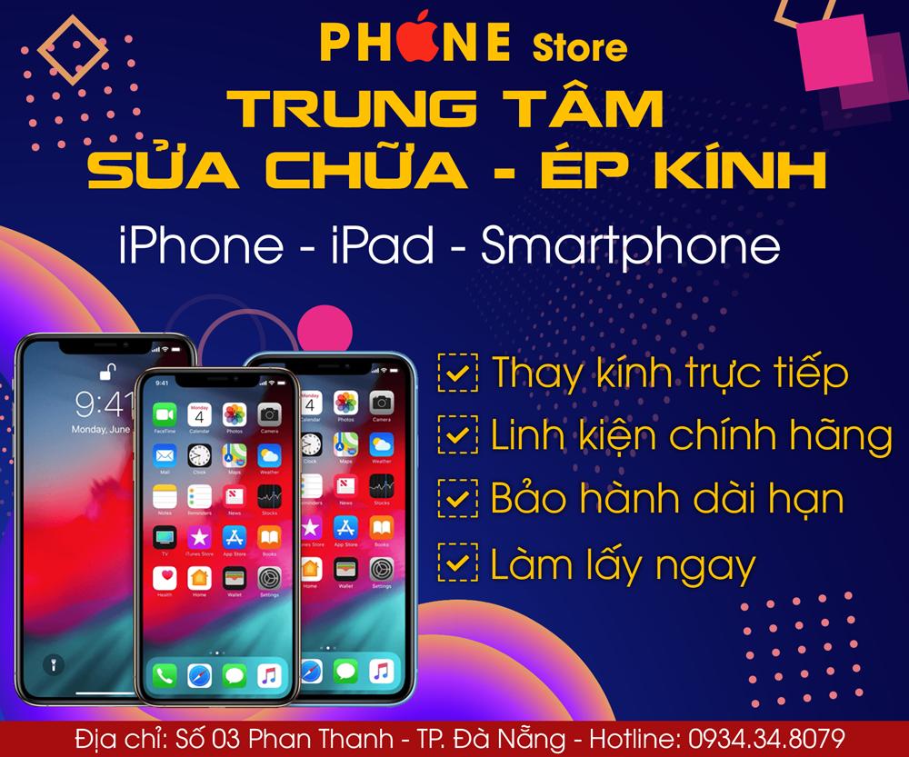 phone store sửa iphone đà nẵng