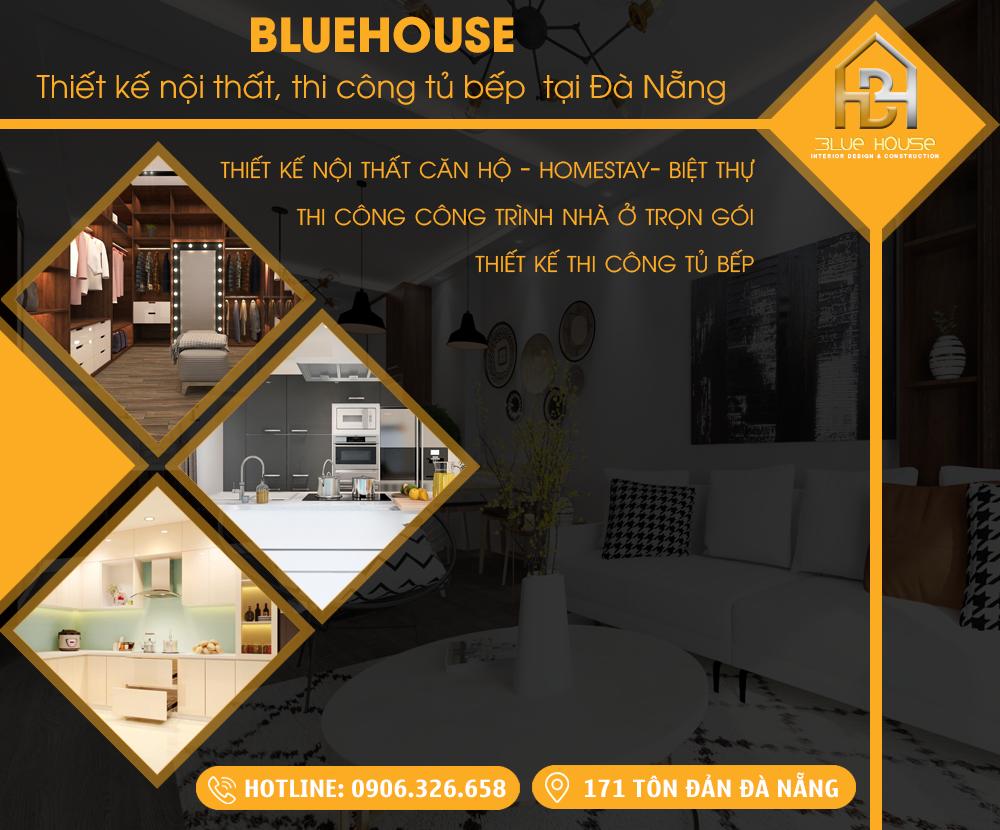 thiết kế nội thất đà nẵng - BlueHose