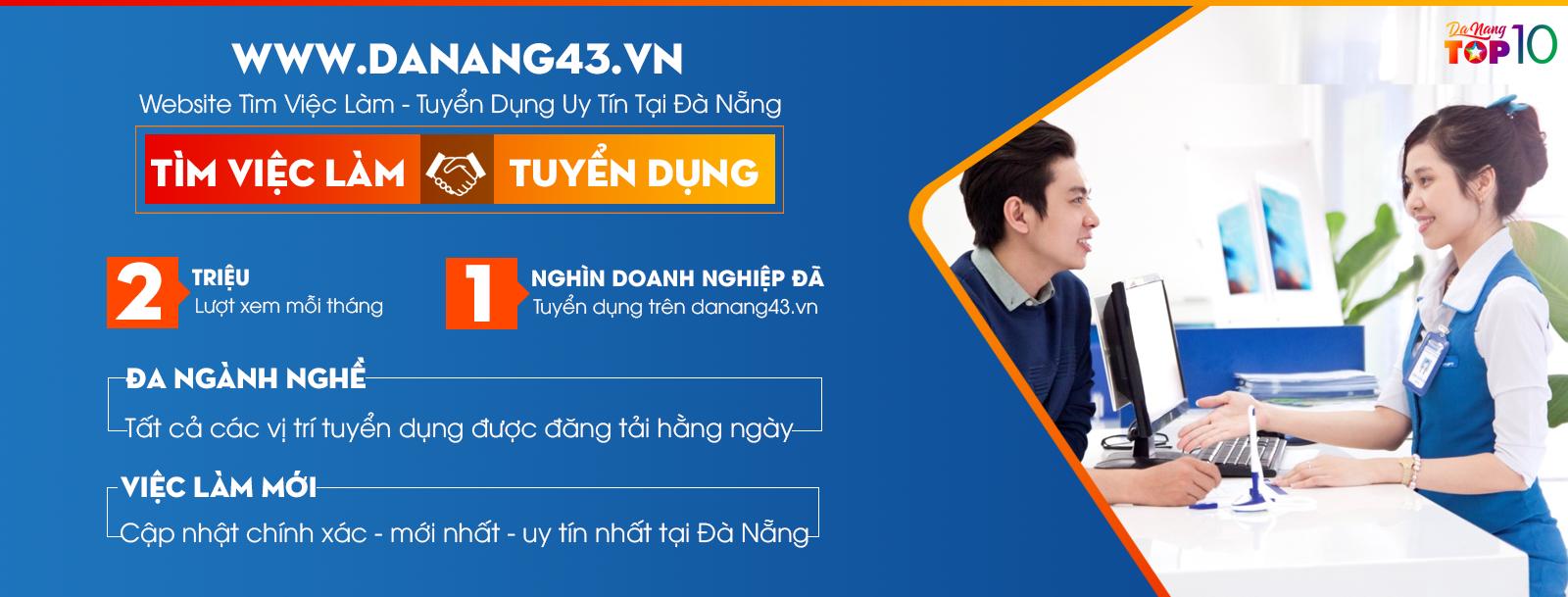 Danang43 Việc làm Đà Nẵng