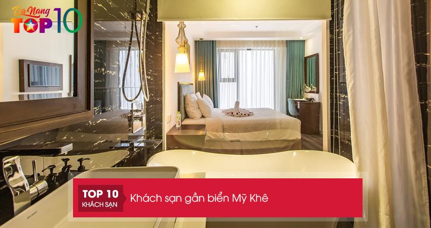 Top 10 khách sạn gần biển Mỹ Khê Đà Nẵng