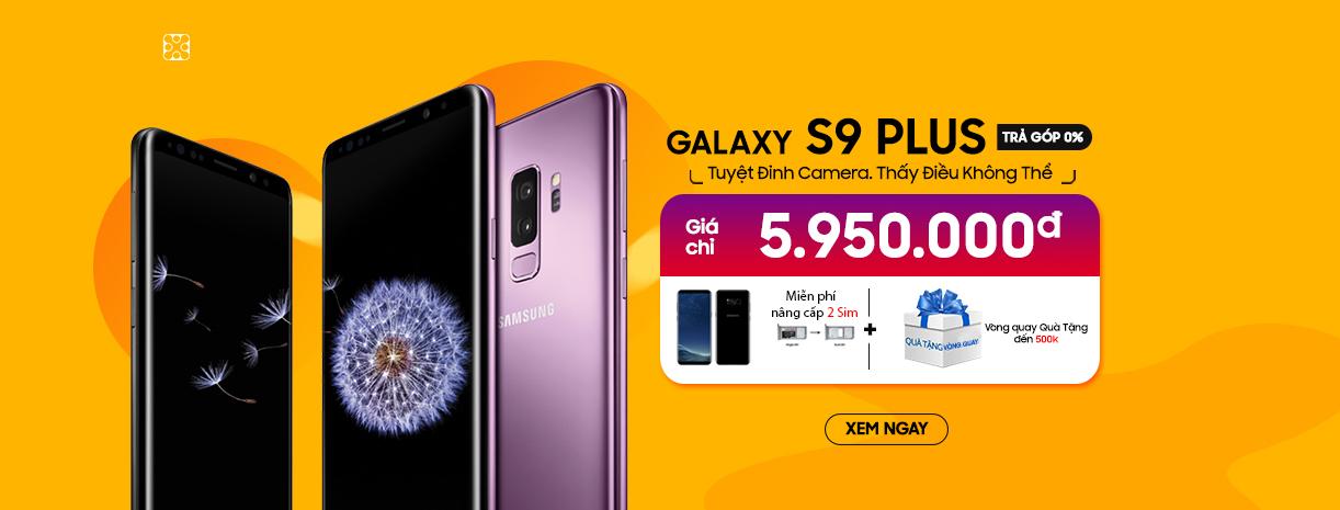 Samsung Galaxy S9 Plus - XT Smart