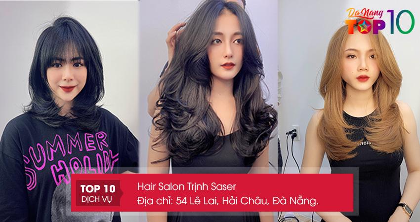 Hoá thân thành nàng thơ với Hair Salon Trịnh Saser